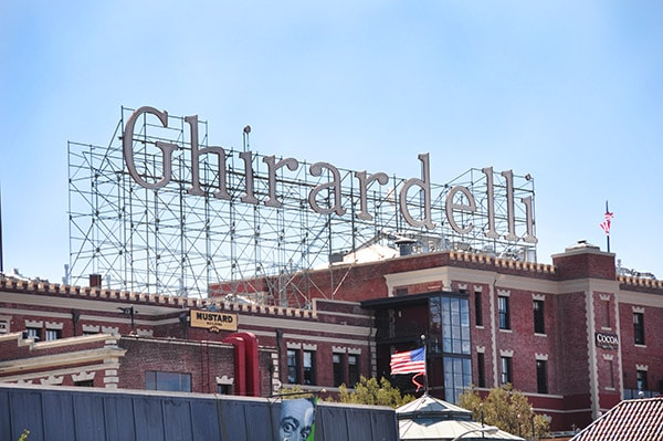 San Francisco Ghirardelli