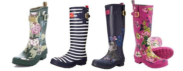 Pretty Rain Gear - boots