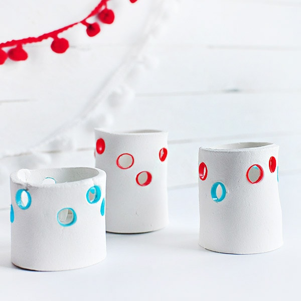 Fourth of july tea light holders delineate your dwelling for Ikea tea light battery