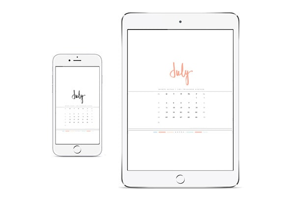 July-2016-calendar FREE DOWNLOAD
