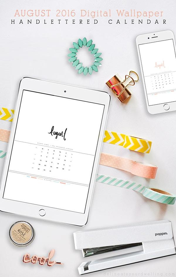 free digital calendar