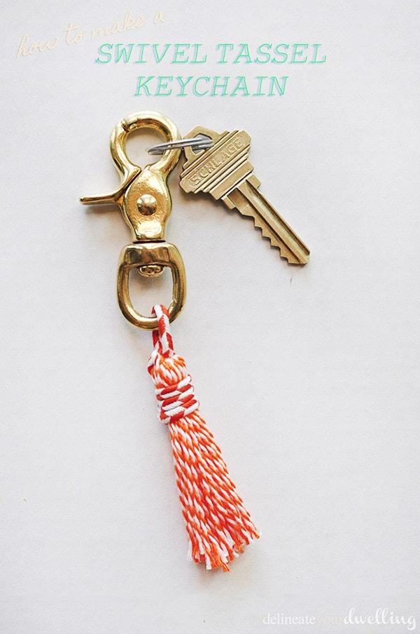1-keychain tassel