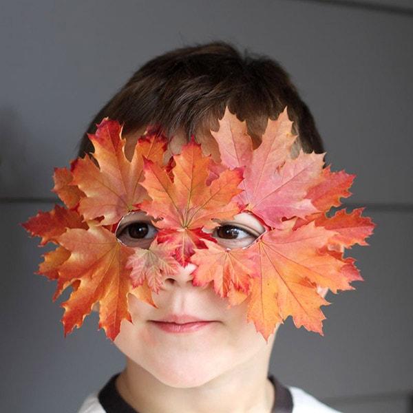 leaf-mask