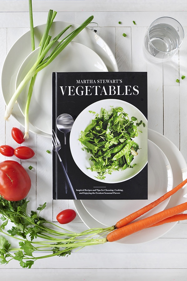 Martha Stewart vegetable-book