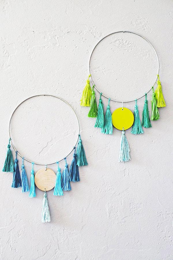tassel-hangings