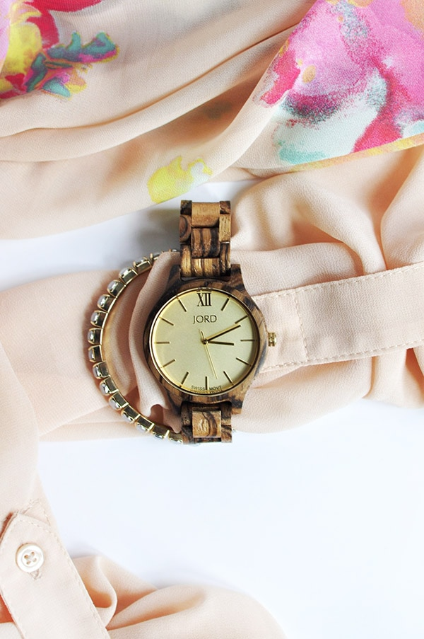 Gorgeous Statement piece JORD Wooden watch, Delineate Your Dwelling