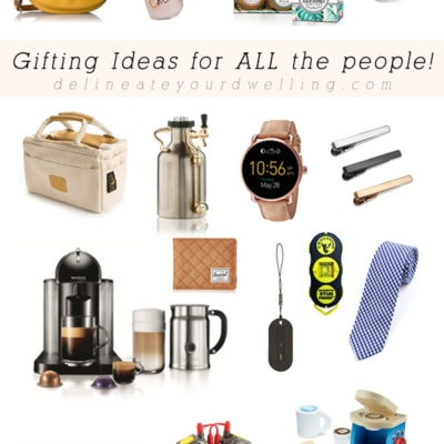 Gift Ideas For All The People