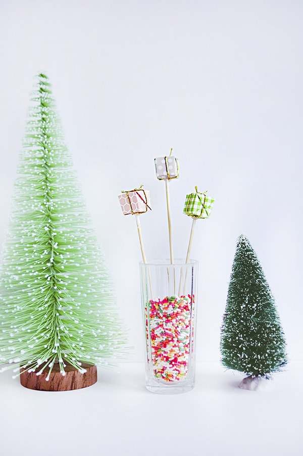 DIY Holiday Drink Stirs, Delineate Your Dwelling