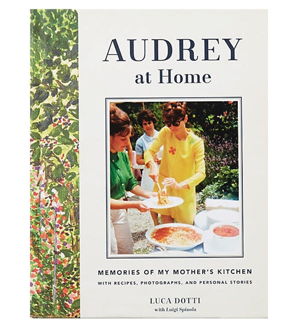 Audrey at Home book