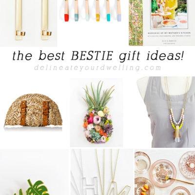 The Best Bestie Gift Ideas!