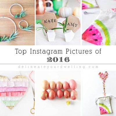 1 Top Instagram Pictures of 2016