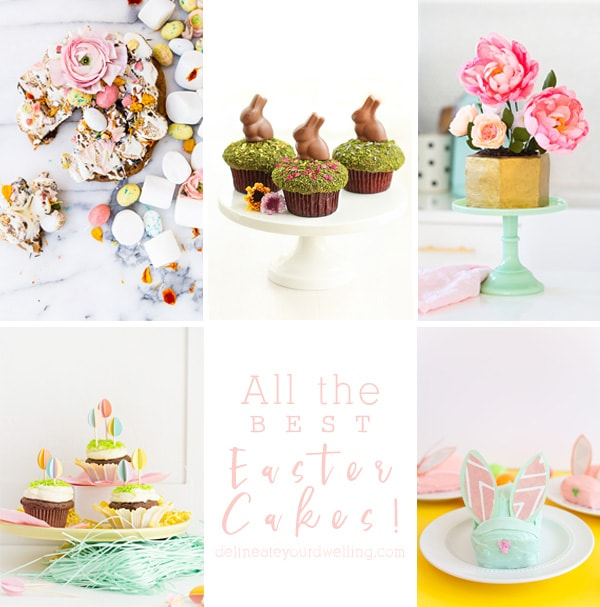 1 All the Best Easter Cakes