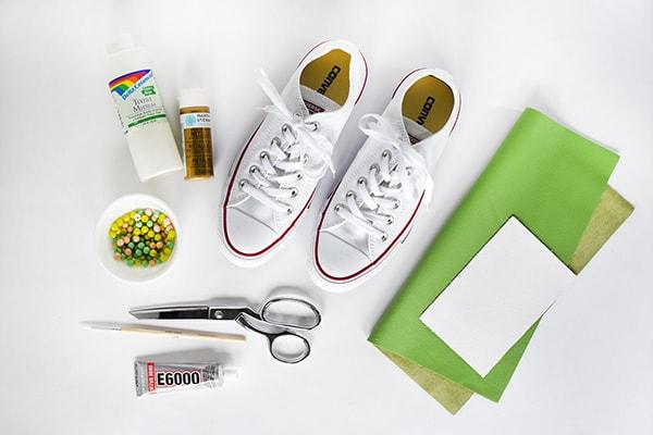 Chuck Taylor Tassel Shoes supplies