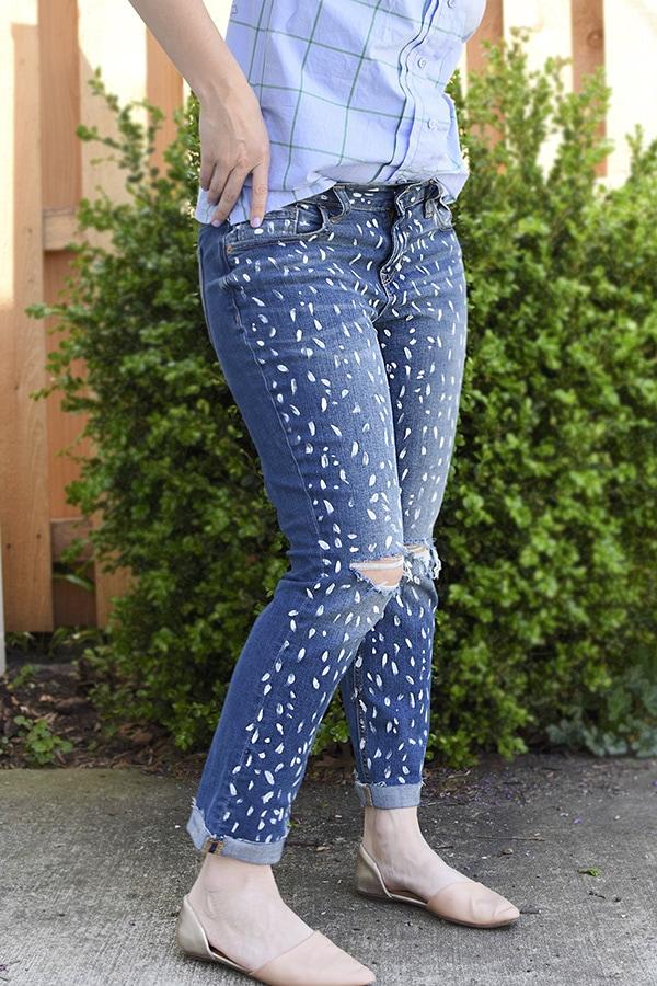 Blue Jean pattern