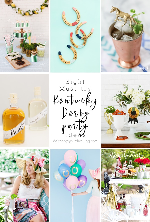 Eight Must See Kentucky Derby Ideas Delineate Your Dwelling