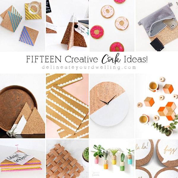 15 Creative Cork Ideas