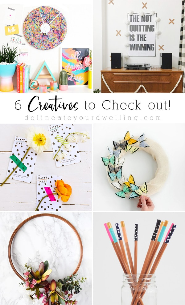 6 Talented Creative Makers to Check out! Delineate Your Dwelling