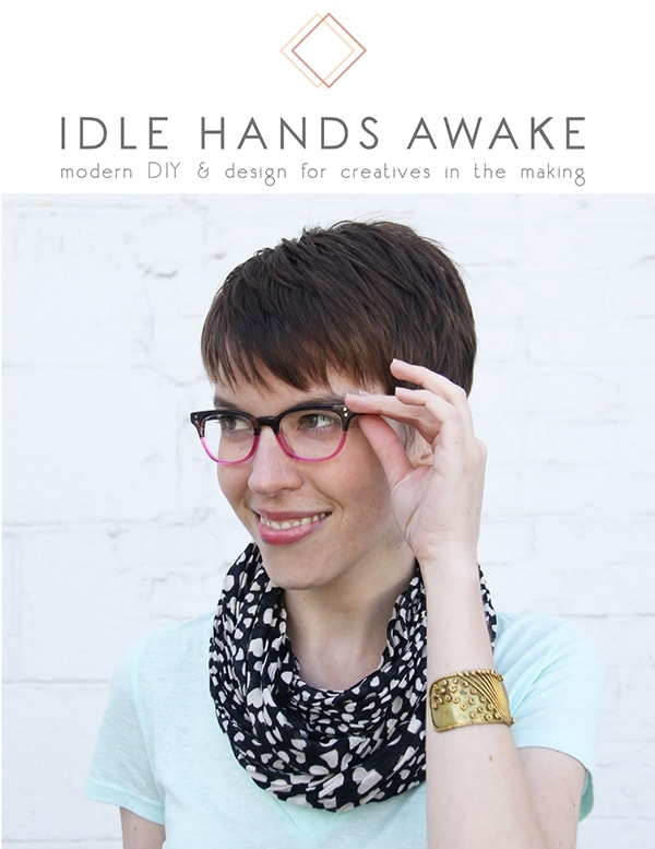 Creative Idle Hands Awake