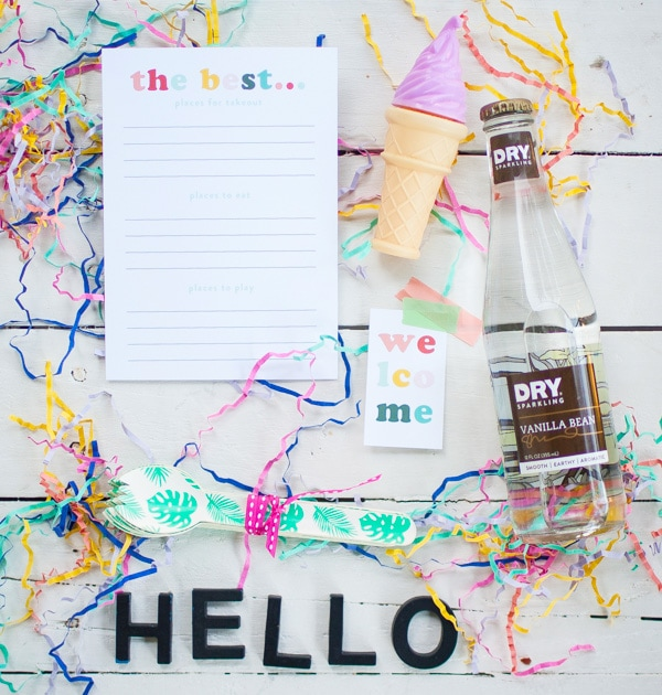 Adorable and easy to make House warming-gift, Rae Ann Kelly for Delineate Your Dwelling