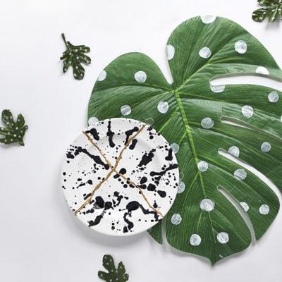 1 Art of Kintsugi Plate