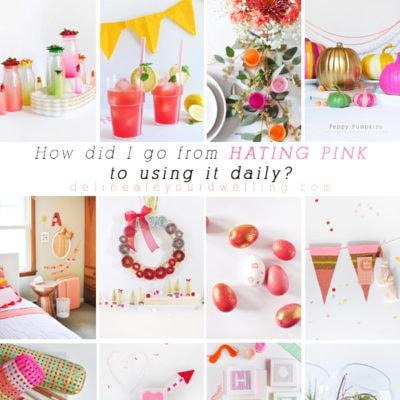 1 Pink is my Favorite