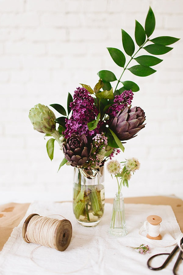 purple-shoulda-been-a-florist-artichoke-1