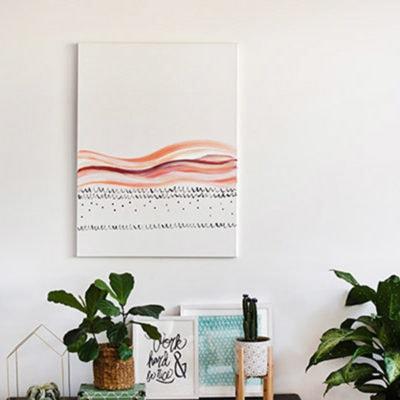 1 Large Scaled Art