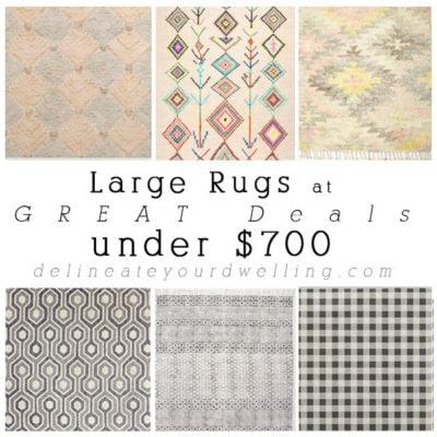 1 Great Rug Deals