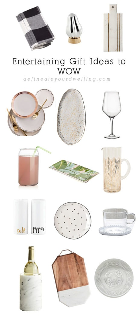 Entertaining Gift Ideas to WOW