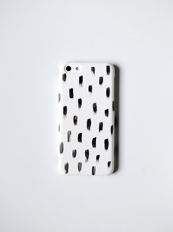 BrushStrokePhoneCase5-white