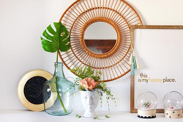 Face Planter Vase 3
