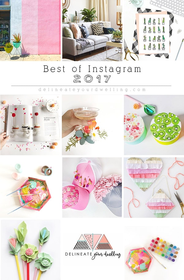 Best of Instagram 2017, Delineate Your Dwelling
