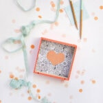 1 Square Mosaic Heart Puzzle DIY