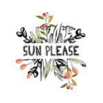 1 sun-please print