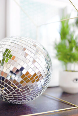 Discover the MAGIC of having Disco Balls in your Home!! Delineate Your Dwelling