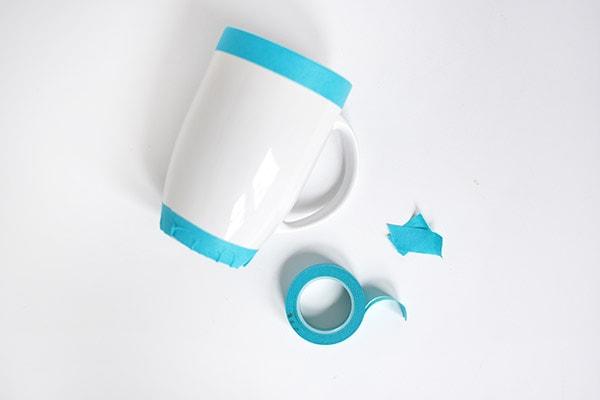 Flower Mug step 1