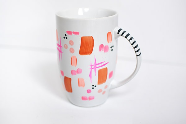 Flower Mug step 5