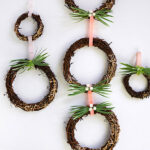1 Spring Grapevine Wreath