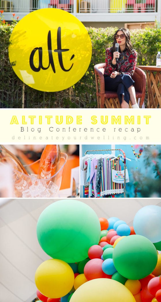 Altitude Summit Blog Conference 2018 recap, Delineate Your Dwelling