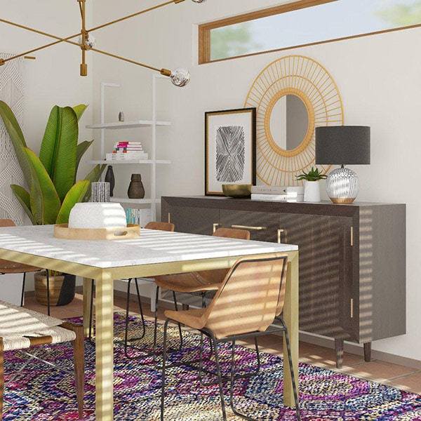 Create The Perfect Dining Room Plan