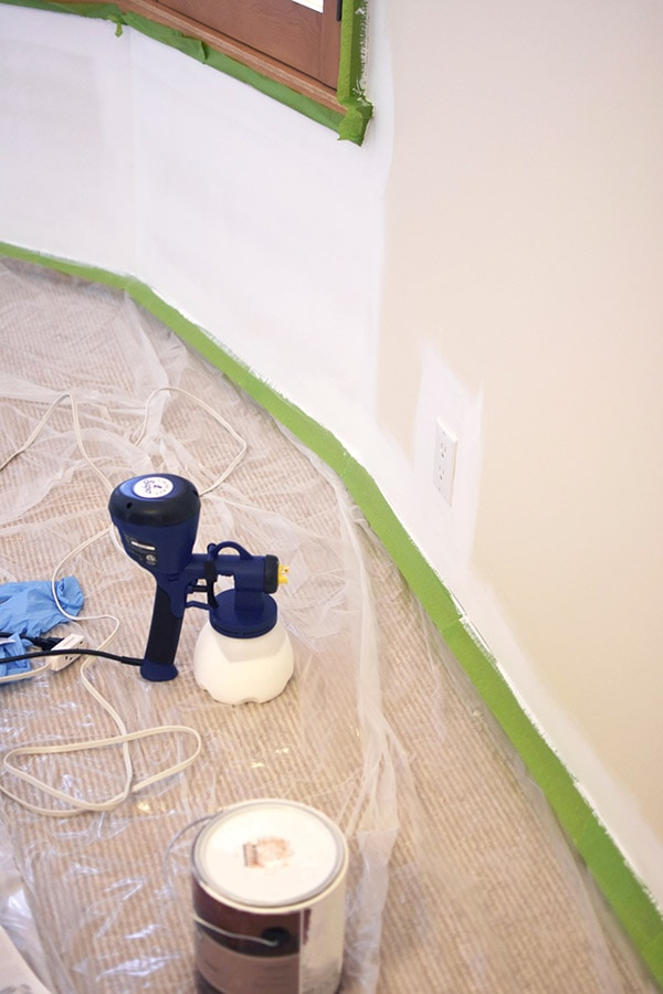 HomeRight Paint Sprayer step 6
