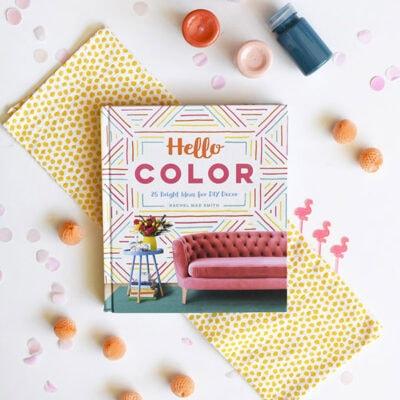 1 Hello Color Creative Book