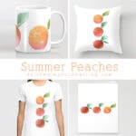 1 Summer Peach Products