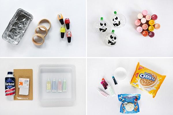 Marbling Crafts 101 supplies