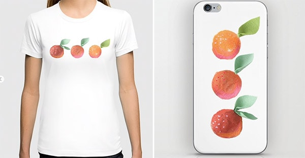 Summer Peach Products-3