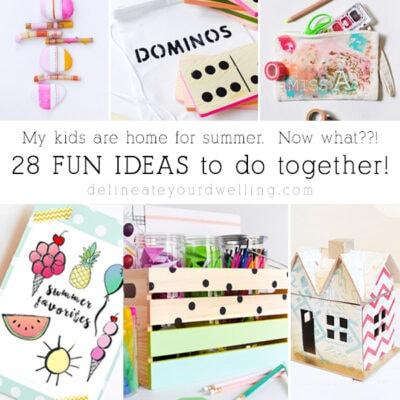 1 Kid Summer Activities