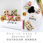 1-3 Awesome DIY Outdoor Games