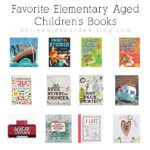 Favorite Elementary Aged Children's Books! Delineate Your Dwelling