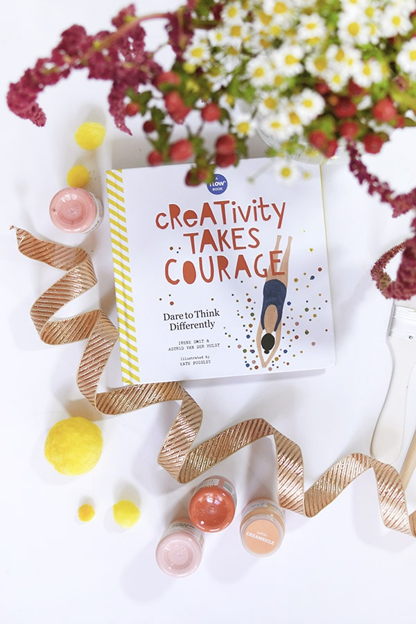 Creativity Takes Courage book : What I'm reading, Delineate Your Dwelling