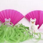 DIY Llama Piggy Banks